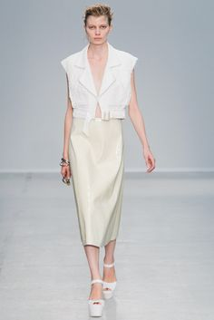 Véronique Leroy Spring 2014 Ready-to-Wear Fashion Show