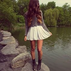 48 Best Sweaters and skirts images