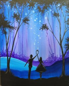 """<span style=""""color:rgb(106, 91, 92); font-family:aptifer sans w01,sans-serif; font-size:18px"""">Make your wishes together with this lovely, and magical scene of a couple releasing fireflies. Surprise your Boo with a fun night out with wine, music and memories!</span>"""