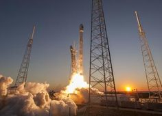 Rocket Launch at Cape Canaveral June 1st