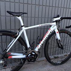 Leipheimer's bike for the 2013 Gran Fondo.