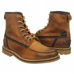 J Shoes Massana Boots (Mid Brown) - Men's Shoes - 12.0 D