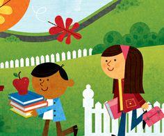 School Years Keepsake Box Set : Illustrated by Steve Mack