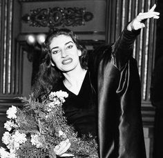 Maria Callas, the Greek Beauty whose artistry changed the Opera world forever.
