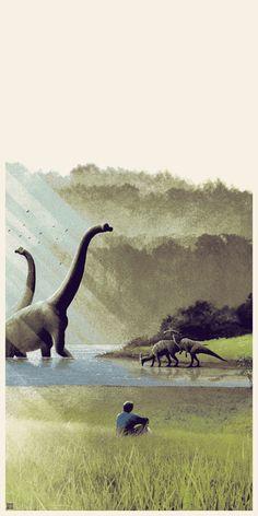 Matt-Ferguson-Jurassic-Park1. Ferguson La exposición 'Distant Lands' nos lleva a lugares que hemos visitado en '2001', 'El Hobbit', 'Star Trek' y otros títulos de culto. Por Cinemanía - 29 de marzo de 2015 Algunos fueron creados a base de transparencias, mientras que otros se los debemos a los efectos digitales. En cualquier caso, si hay algo que abunda en los clásicos del cine fantástico son los paisajes: apocalípticos, fascinantes, evocadores, terribles… Son lugares que no pueden encont...