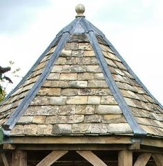 Gazebo Roofs | Royal Society
