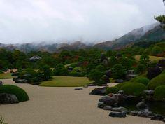 Acachi Museum of Art, Yasugi, Shimane