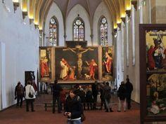 Exposição de pinturas de Grünewald conta a história de Cristo | #Alsácia, #Arte, #Colmar, #França, #Grunewald, #MuseuDeUnterlinden, #RetábuloDeIsenheim, #SusanJames
