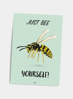 Just bee yourself - Hipd.