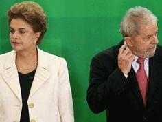 De acordo com a revista Veja, a semana foi a mais turbulenta dos 14 anos do governo presidencial do PT, e arranhou de vez a imagem de seus dois principais líderes, a presidente Dilma Rousseff e o a…