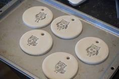 The Organized McTatty: Salt Dough Ornaments
