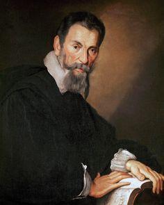 """Claudio Monteverdi: Composer of our premiere """"L'incoronazione di Poppea"""" coming on stage at 09.12.17."""