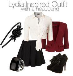 lydia martin's style | Tumblr
