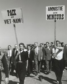 Willy Ronis Manifestation à Vimy-Lorette, France 1949