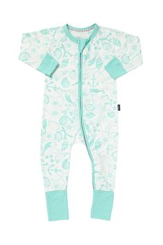 Bonds Zip Wondersuit Mermaid Garden - obsessed with this, I think my baby needs it in every size even if it's a boy :)