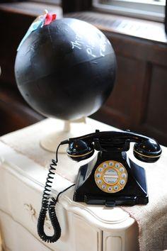 TELEPHONE~Black phone.