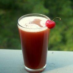 Fresh Cherry Juice Recipe