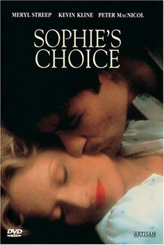 Sophie's Choice - the genius of Meryl Streep