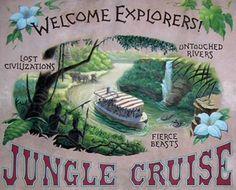 More Jungle Cruise