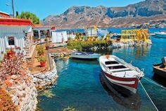 Telendos Island, Kalymnos