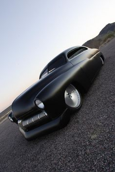 "1949 Merc ""lead Sled"" built by Fesler"