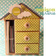 little house. matchboxes?: