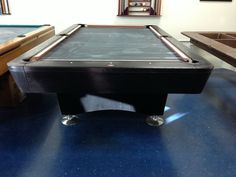 Black Diamond Pool Tables For Sale