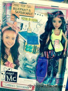 Project Mc² Doll