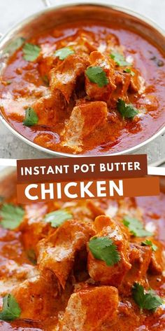 Chicken Sauce, Butter Chicken, Most Delicious Recipe, Delicious Dinner Recipes, Indian Food Recipes, Asian Recipes, Healthy Eats, Healthy Recipes, Easy Chicken Recipes