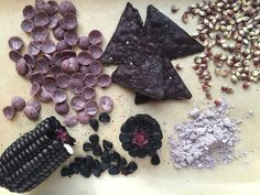 Purple corn products are popping up in grocery stores everywhere. Here are a few to look out for this year.