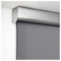 TRETUR light grey, Block-out roller blind, cm. With block-out blinds you won't get your sleep disturbed by moonlight and street lights - or be woken by the sun when you want to sleep in late. Sliding Door Window Treatments, Sliding Door Blinds, Window Coverings, Sliding Door Coverings, Blackout Blinds, Blackout Windows, Blackout Shades, Roller Shades, Roller Blinds