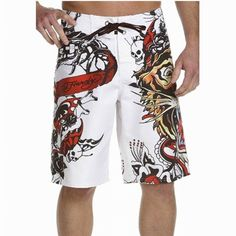 Ed Hardy Mens Board Shorts And Surf Shorts  All the products are top quality, brand new, with original tags.