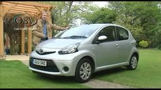 Toyota Aygo Video Review