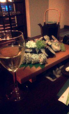 #porn#food#delicious#sushi