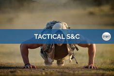 Tactical Strength and Conditioning | Science for Sport
