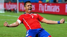 Chile secured an opening win against Australia, but it wasn't as easy as expected.