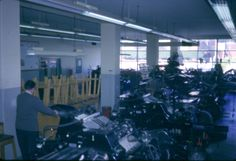 Melbourne School of Printing 1962