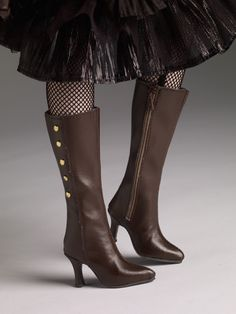 "22"" American Models - Proper Boots $34.99 | Tonner Doll Company"