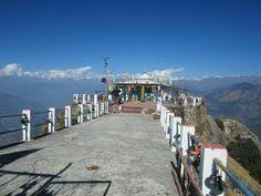Kartik Swami Temple , Chopta, Rudraparyag, Himalayas.