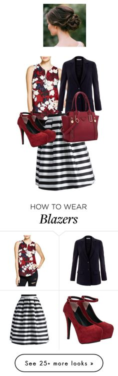"""""""Pattern mixing"""" by annalisa-victoria-morehouse on Polyvore featuring Aqua, Dagmar, Chicwish, women's clothing, women's fashion, women, female, woman, misses and juniors"""