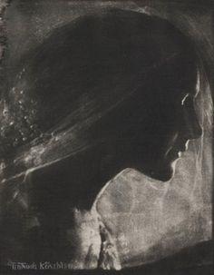 Gertrude Käsebier, The Bride, 1905