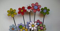 Flores avulsas palito Gde ( 36 cms.) R$ 16,00                 Med ( 26cms. )  R$ 14,00                 ...