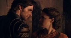 "Guy of Gisborne and Maid Marian - ""Robin Hood"""