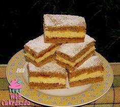 Érdekel a receptje? Kattints a képre! Hungarian Recipes, Hungarian Food, Winter Food, Tiramisu, Cooking Recipes, Sweets, Snacks, Baking, Ethnic Recipes