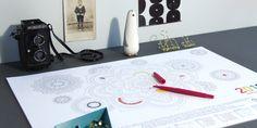 Desk Pad, Paper