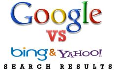 Why Google While Other Search Engines are Also Giving Results?