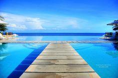 Aquatico Beach Resort - ❤️ infinity pool