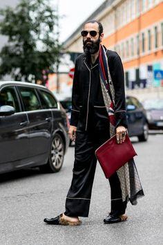 Milan Men's Street Style Spring 2017 | Day 1 – The Impression