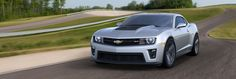 2013 Camero ZL1-  BARELY STREET LEGAL