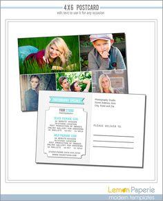 4x6 Marketing Postcard Advertisement (MA230)